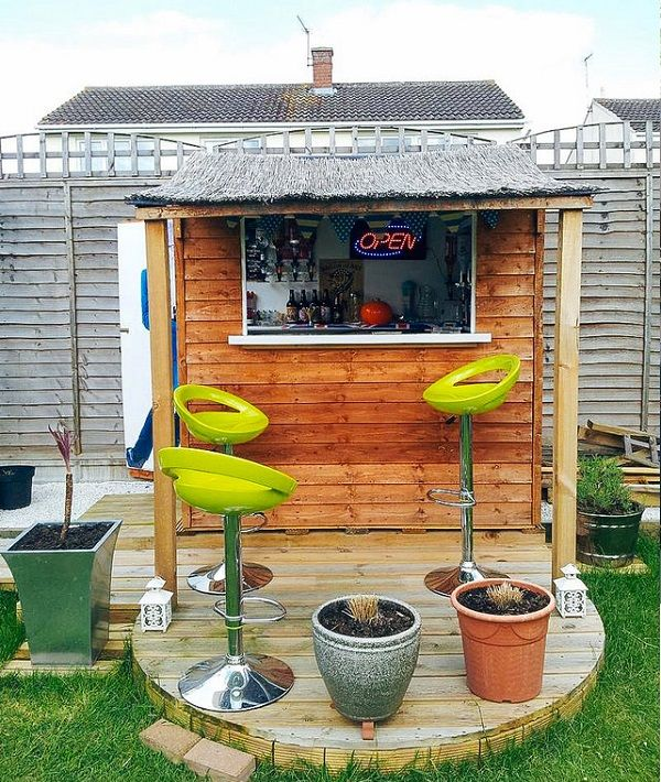 Modern Garden Sheds Transform Yours Now: 21 Outrageously Fun DIY Projects For Your Backyard
