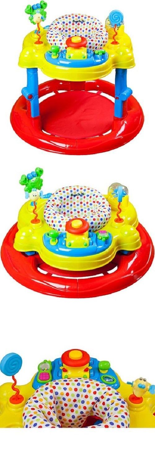 736f72f1d Activity Centers 20413  Baby Jumping Bouncer Seat Stand Infant Child ...
