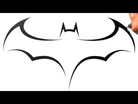 Cool Batman Designs To Draw Easy Valoblogi Com