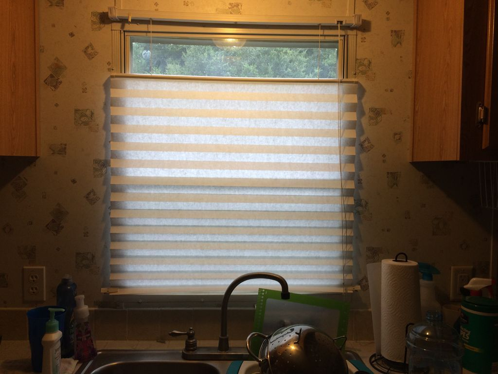 Create Your Own Top-Down Blinds   Diy window shades ...