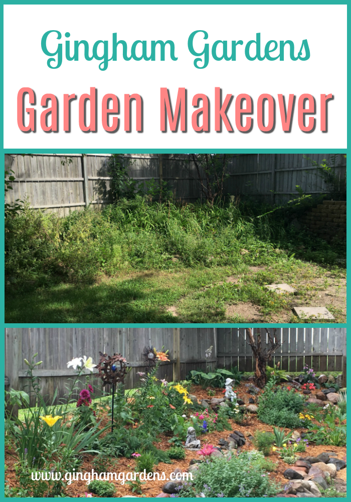Before And After Pictures Of Gardens