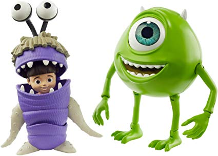 Disney Pixar Monsters, Inc. Mike Wazowski