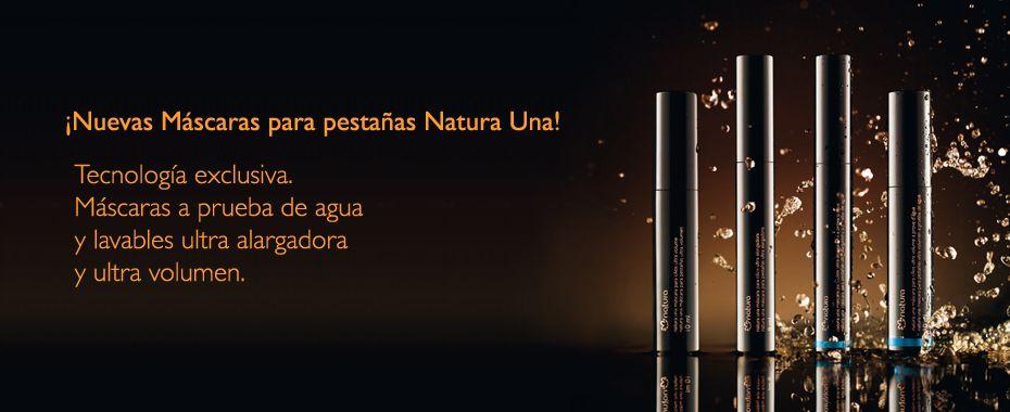 Nuevas Mascaras Natura UNA.-