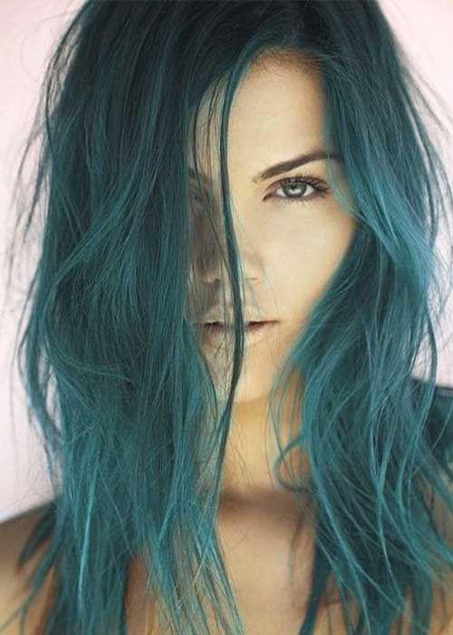 Neon Saç Modası