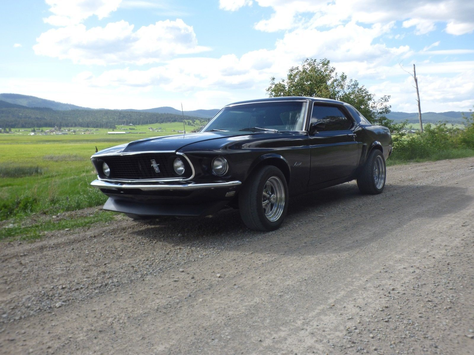 Ebay 1969 Ford Mustang 1969 Ford Mustang Hard Top Coupe 302