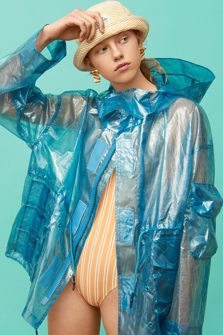 Wood Wood Spotlights UNDERCOVER & AFFIX in Vibrant SS19