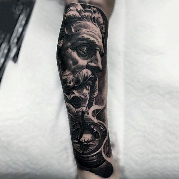 Good Half Sleeve Tattoos For Guys: Want Forearm Sleeve Tattoo Ideas? Here Are The Top 100