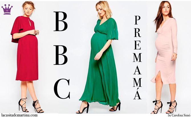 7bc6d0562 ...  pregnantstyle  babybump  maternityclothes  mommytobe  hibaby   pregnantbelly  maternidad ♥ Los 3 vestidos premamá que desearás para BODAS