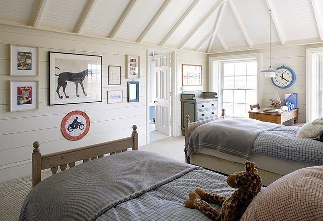 kids room- #shared #twin #bedroom