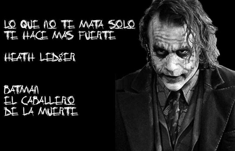 Frase Célebre Del Guazon En Batman La Pelicula Citas