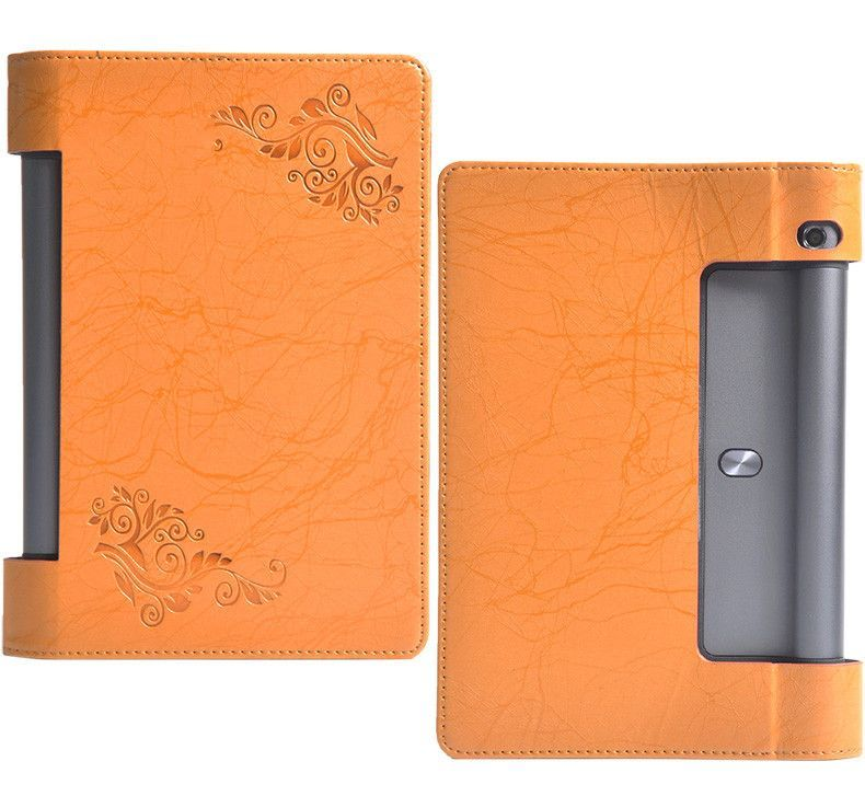 For lenovo Yoga tab 3 850F YT3-850F 850M 850L 8.0 inch Tablet Cases Floral Print PU Leather Case Cover + Gift