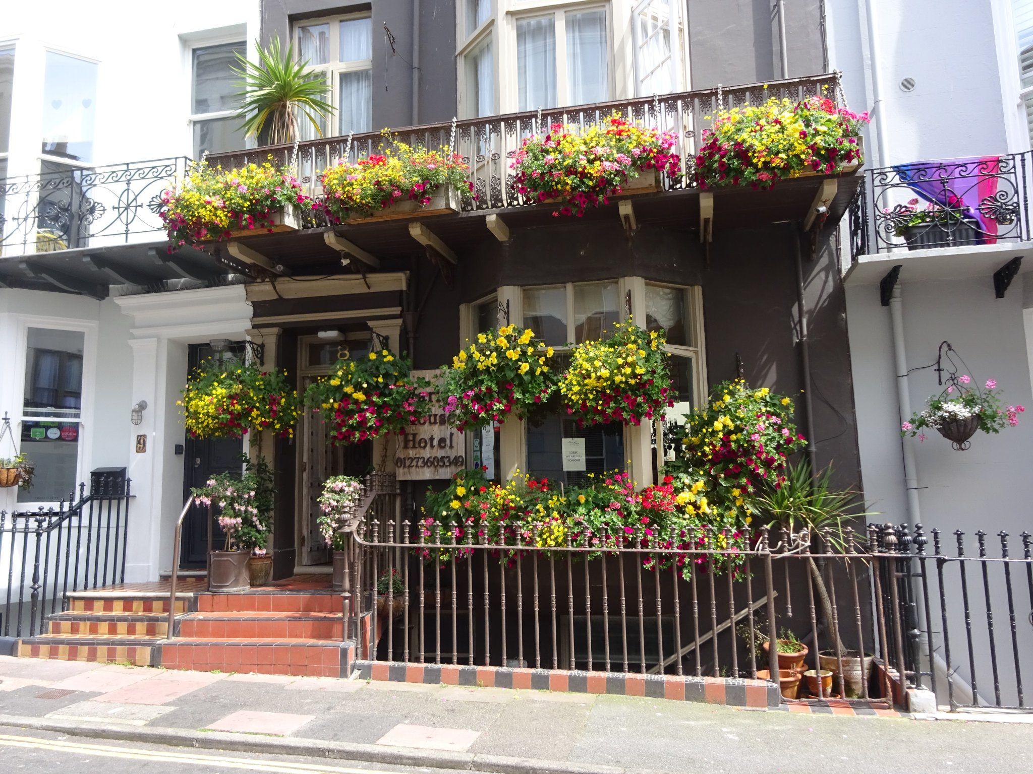 Pretty Hotel In Kemptown Brighton
