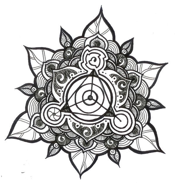 Banbury Mandala By Insomniacs Nightmare On Deviantart Quanta