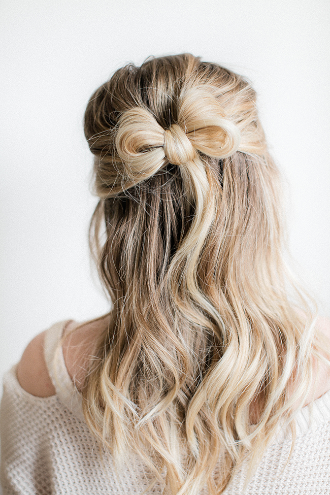 Bow Hairstyle Photosmolly And Joanna Of Irrelephant We've Got A Sweet  Simple