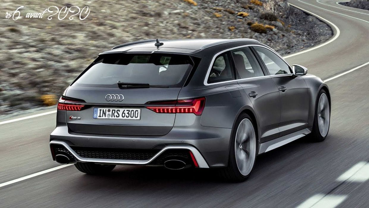 Rs6 Avant 2020 In 2020 Audi Rs Audi Rs6 Audi Rs6 Wagon