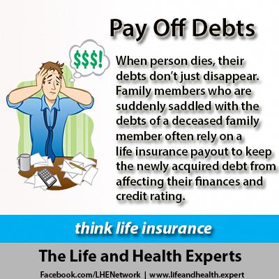 Think Life Insurance Lifeinsurance Insureyourlove Infographic