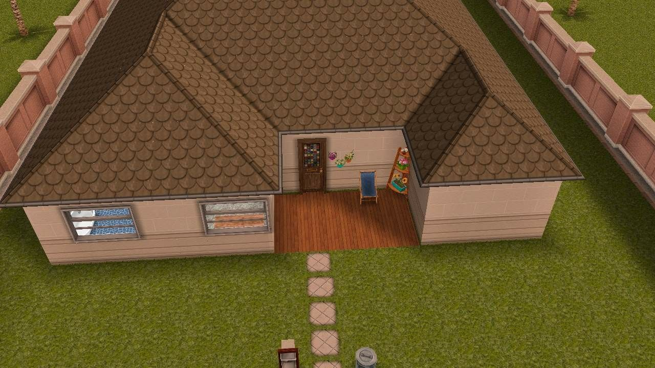Sims Freeplay House With Front Porch House Front Porch Sims Freeplay Houses House