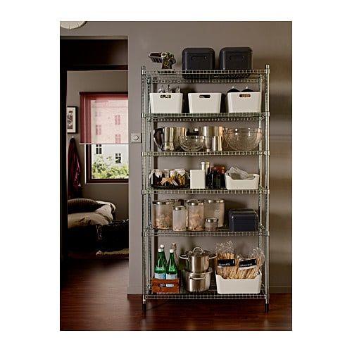 Incroyable OMAR 1 Section Shelving Unit   IKEA
