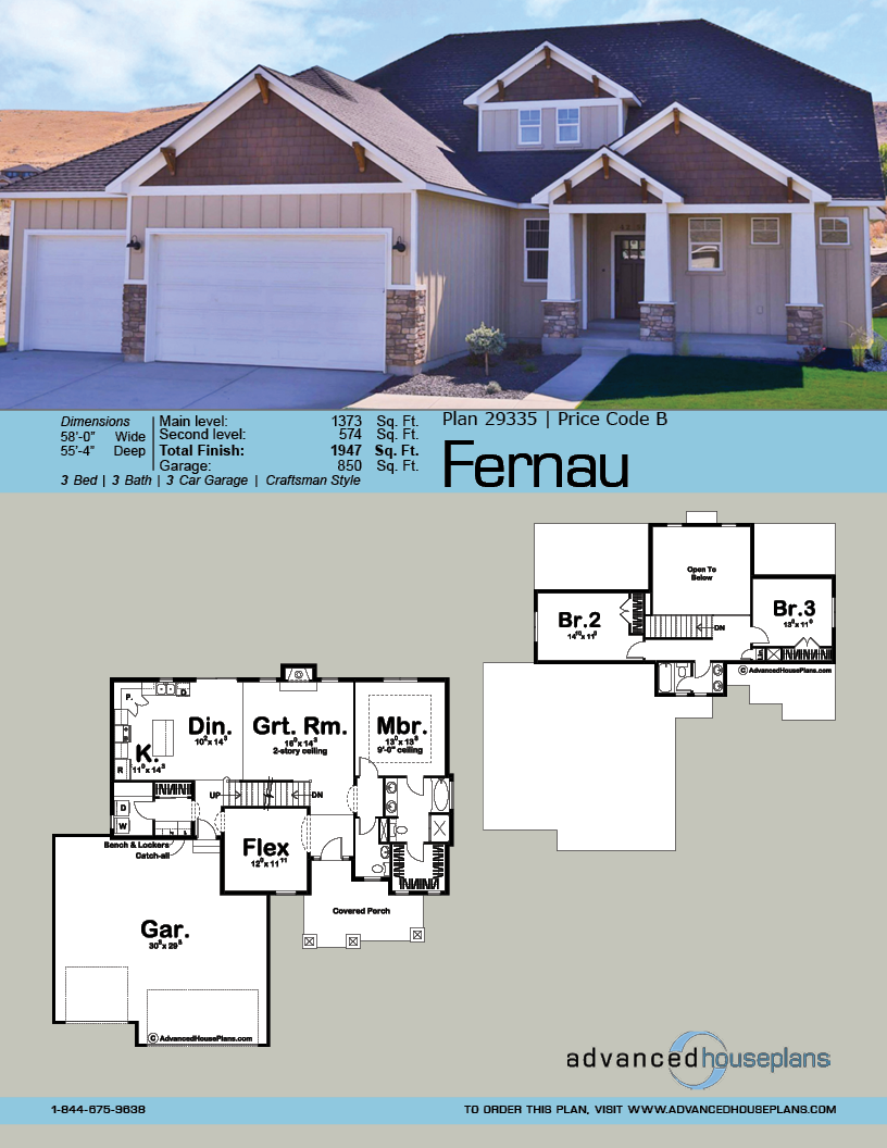 story craftsman house plan fernau also plans favorites rh pinterest
