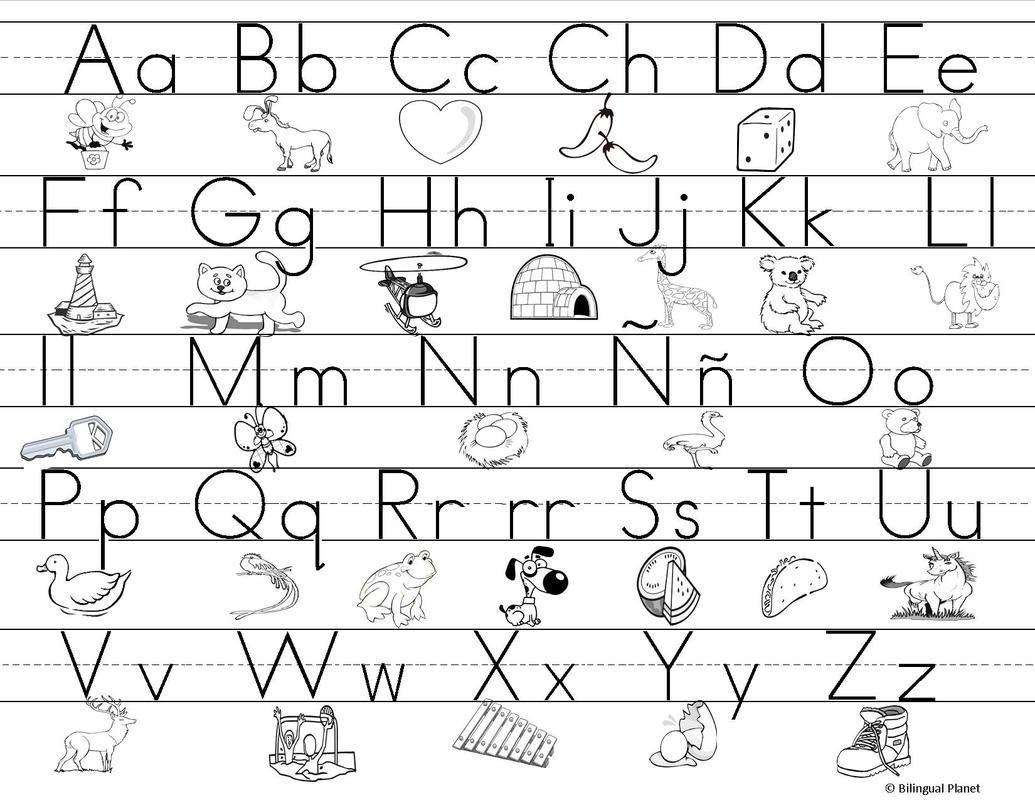 pin de paoly flores en alfabeto