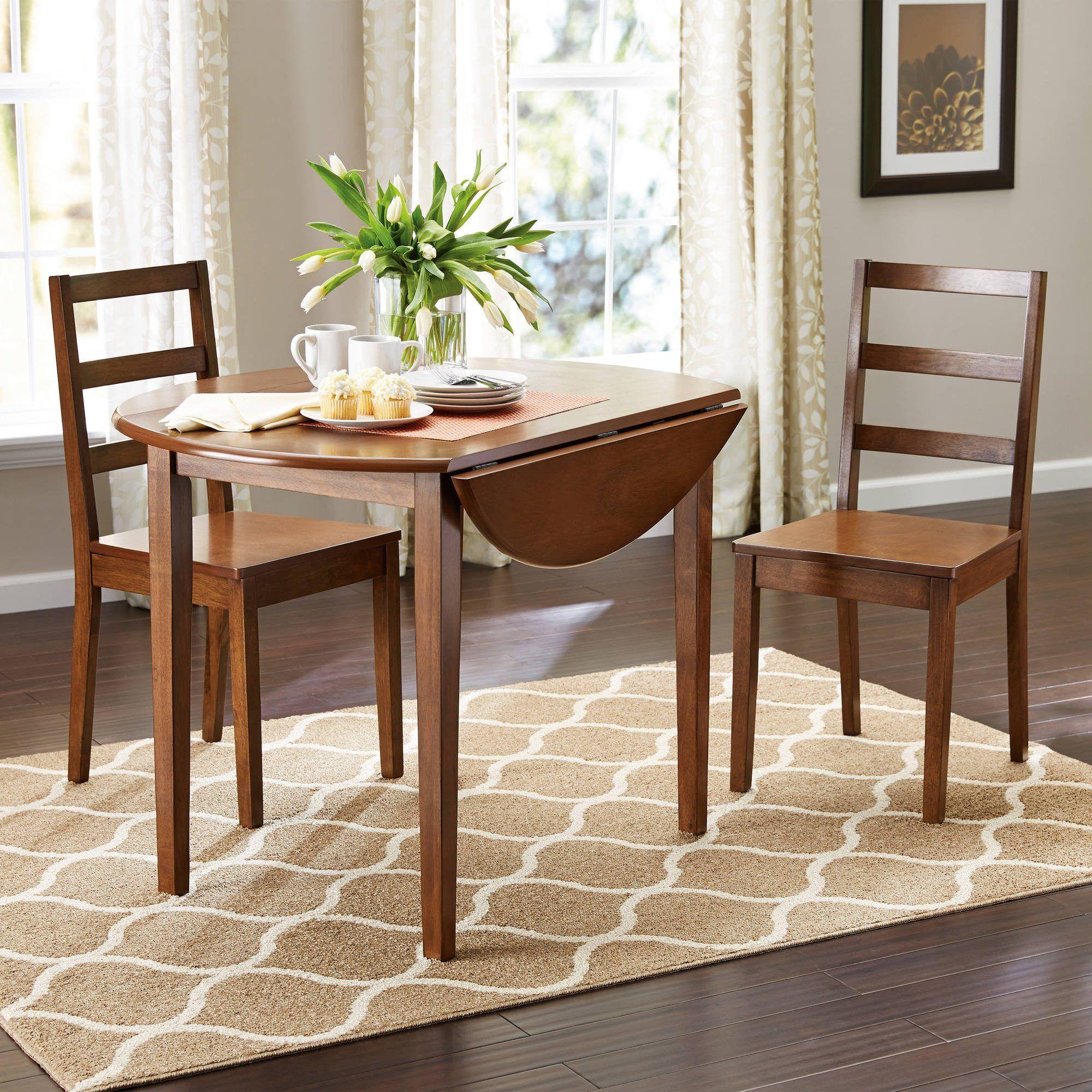 Runder Tisch Mit Ausklappbaren Seiten Formale Esszimmer