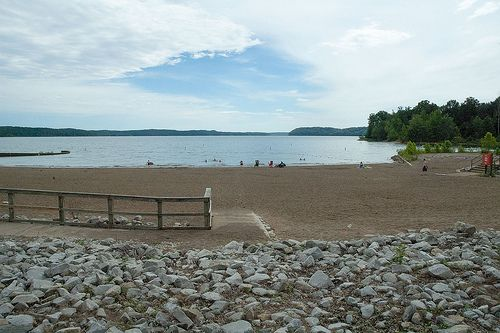 Lake Monroe - Paynetown State Recreation Area - July 2013  Hoosier National Forest