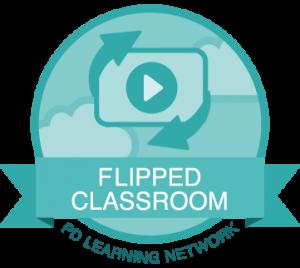 #flippedclassroom #PDLNteam #digitalbadge