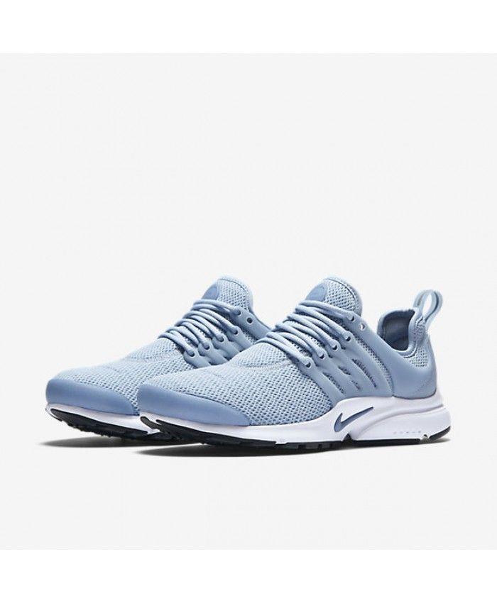 low priced fe0b4 a8894 Nike Air Presto Blue Grey Black White Ocean Fog Women s Shoes   Trainers