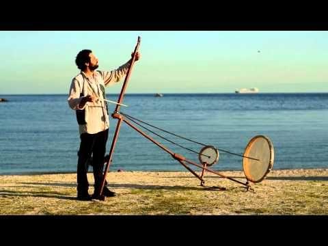 VideoInArt – Yaybahar, lo strumento acustico che suona come un sintetizzatore