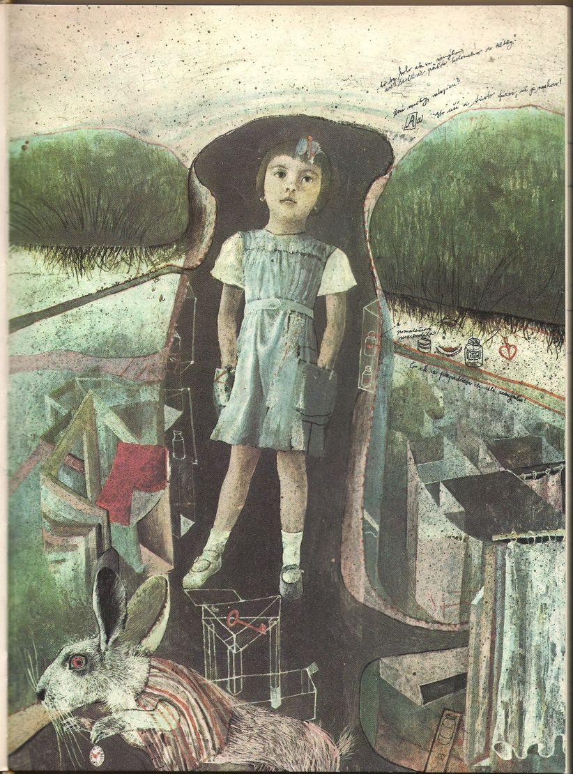 Festmenyek 3d ben 575 - Alice In Wonderland