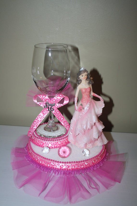 Items similar to quinceanera, sweet 16 centerpiece on Etsy #sweet16centerpieces