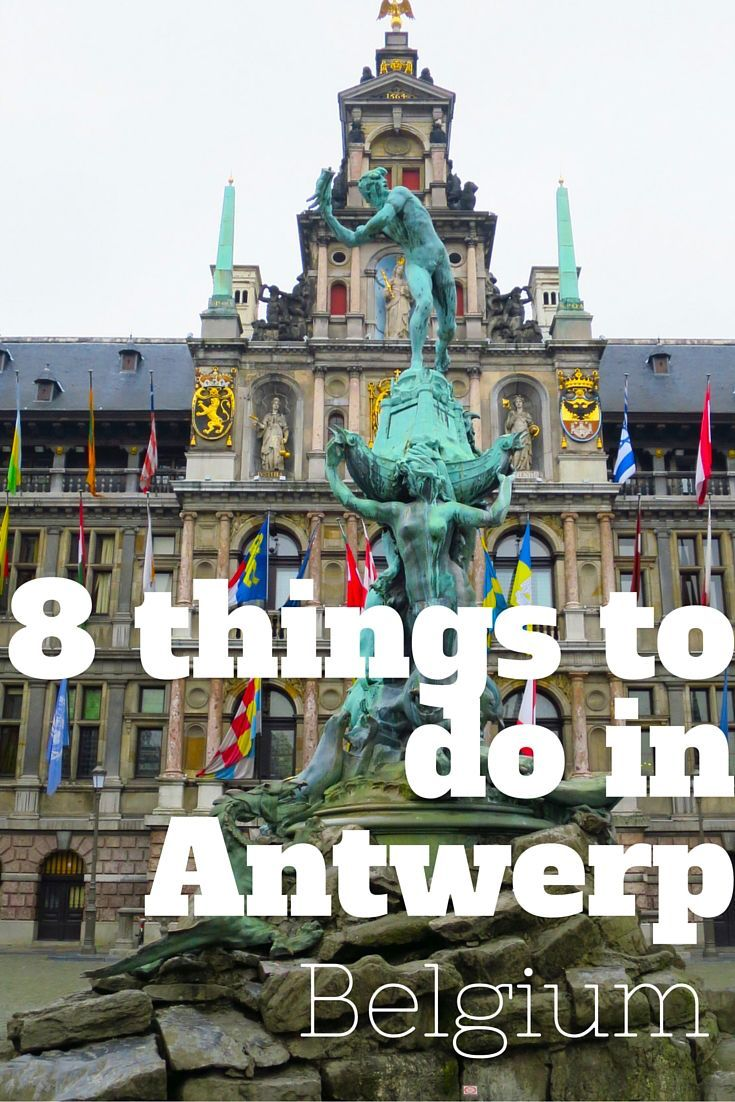 8 things to do in Antwerp Antwerp Belgium and Travel advice