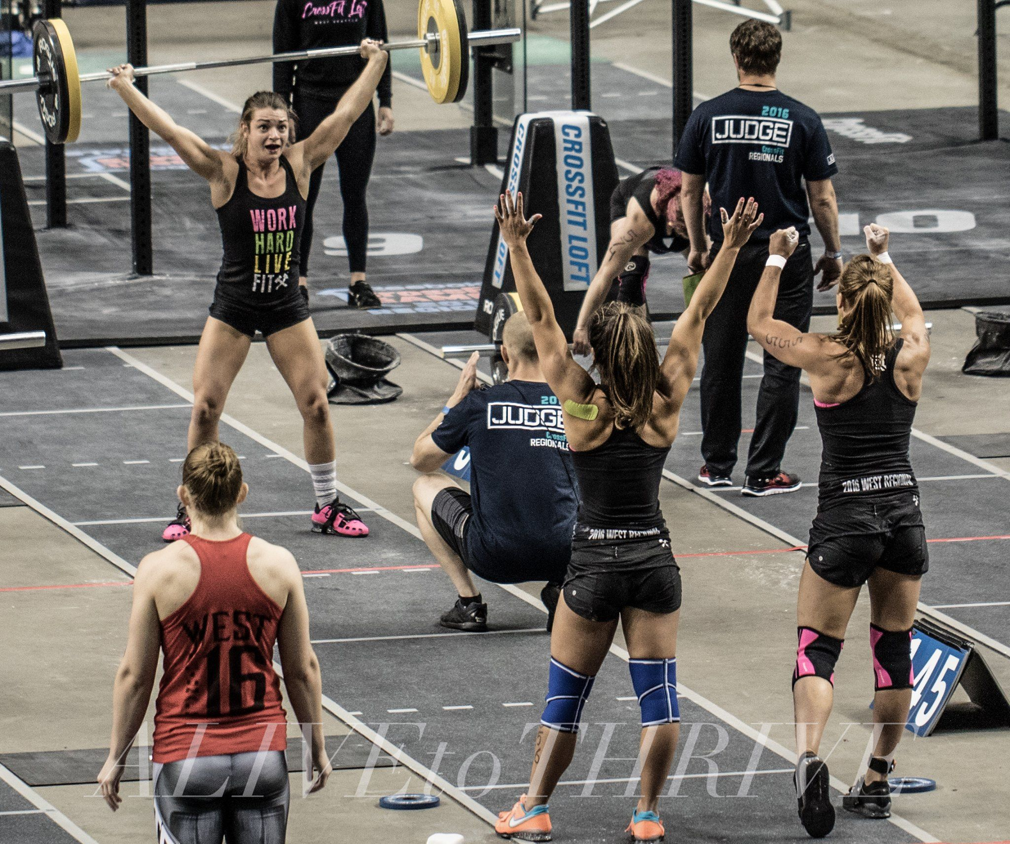 CrossFit Games West Regional 2016 - Alive to Thrive Photography