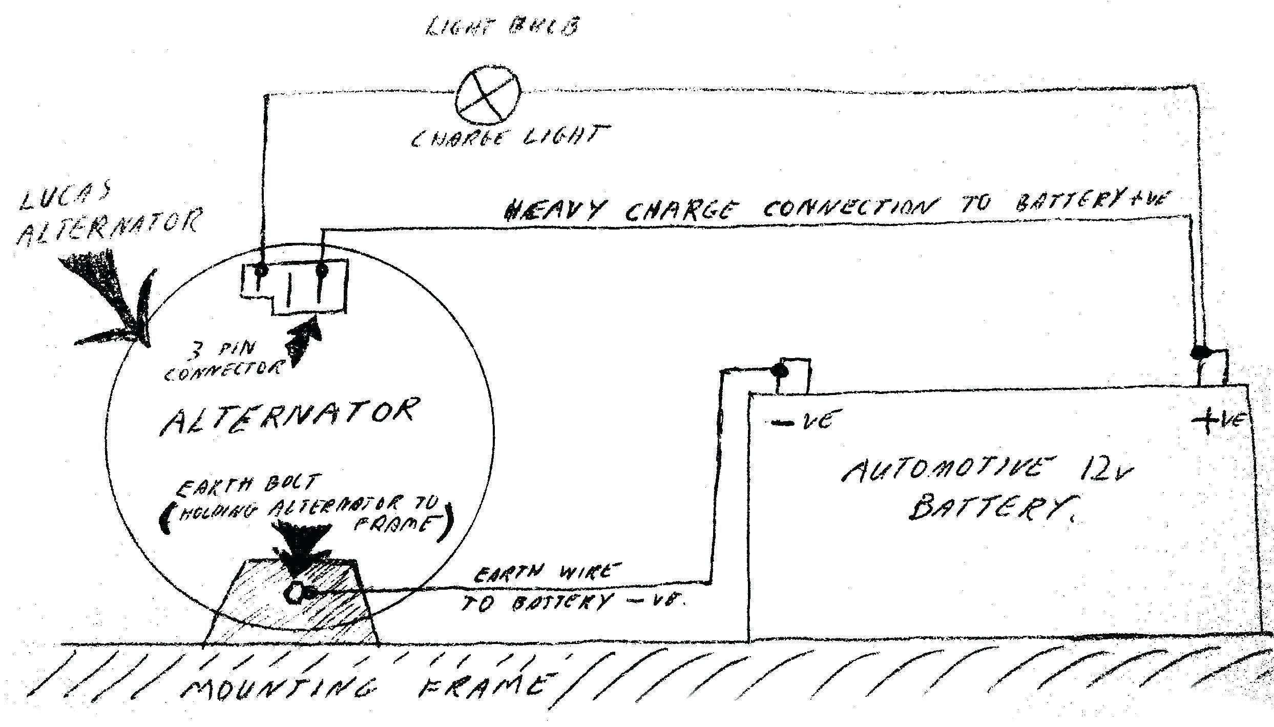 Luxury Wiring Diagram Mercruiser Alternator Diagrams Digramssample Diagramimages Wiringdiagramsample Wiringdi Car Alternator Alternator Electrical Diagram