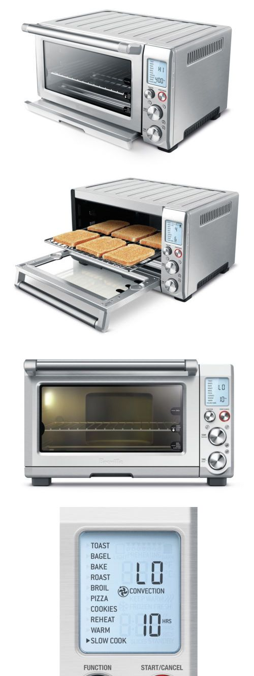 Infrared And Convection Ovens 150139 Breville Smart Oven Pro