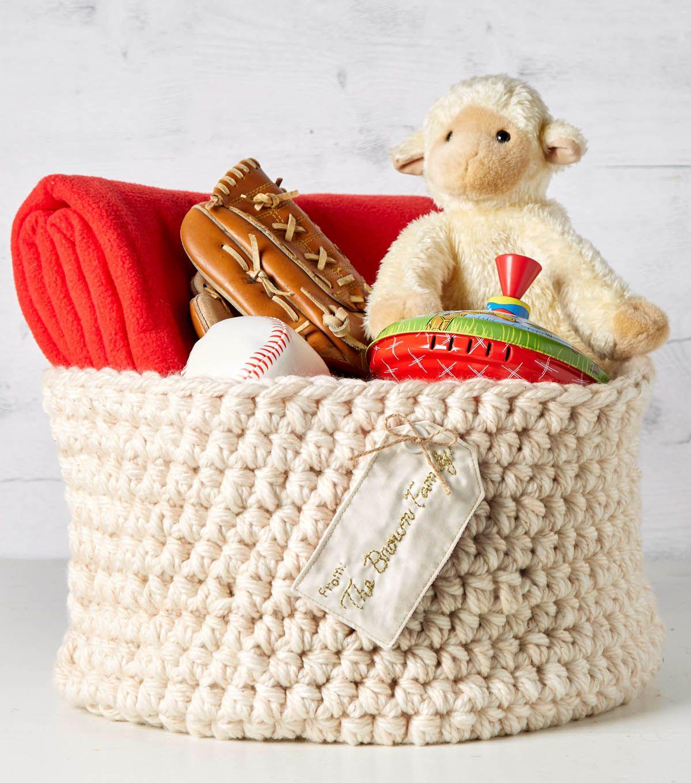 Crochet Yarn Bin | Crochet | Pinterest