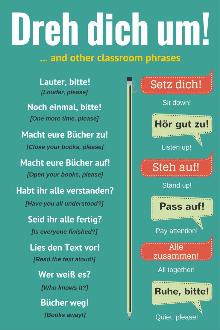in common deutsch