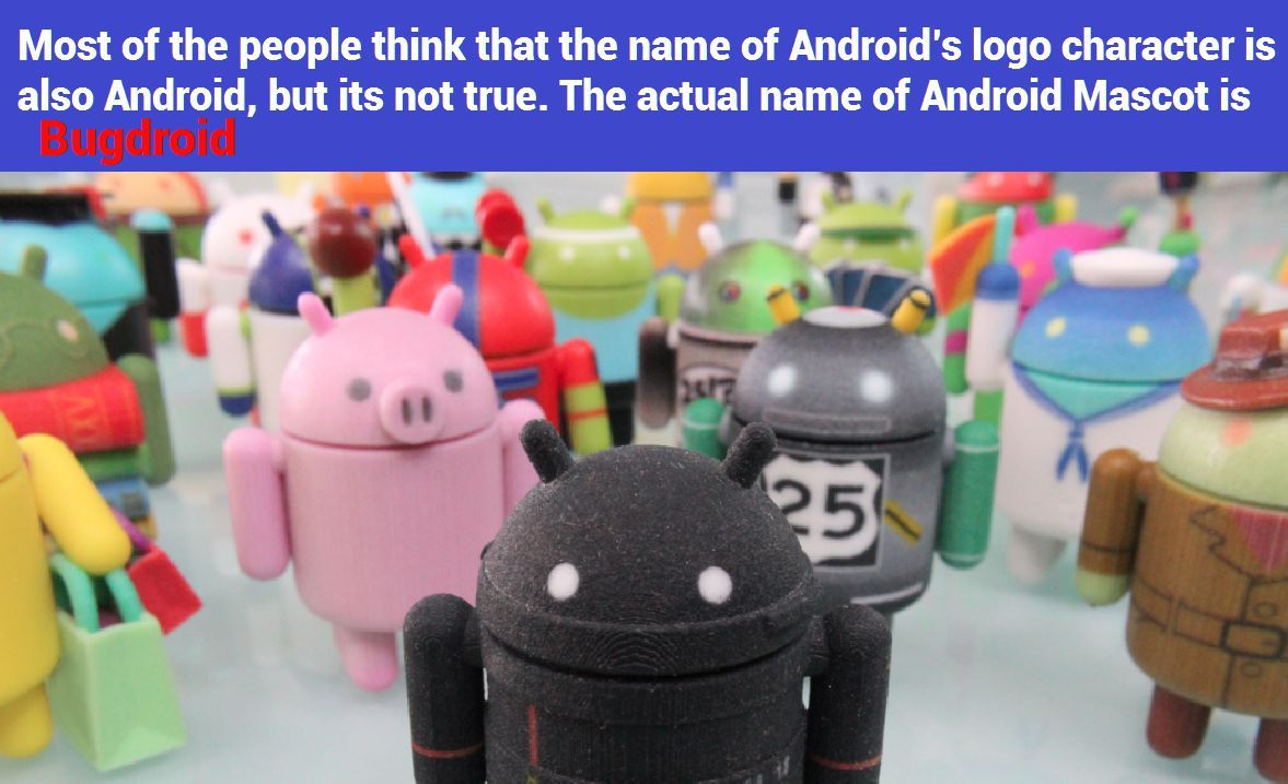 Top 12 Most Interesting Android Mobile OS Facts Logo