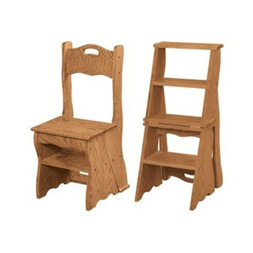 Rers Folding Library Ladder And Chair Kit Van S