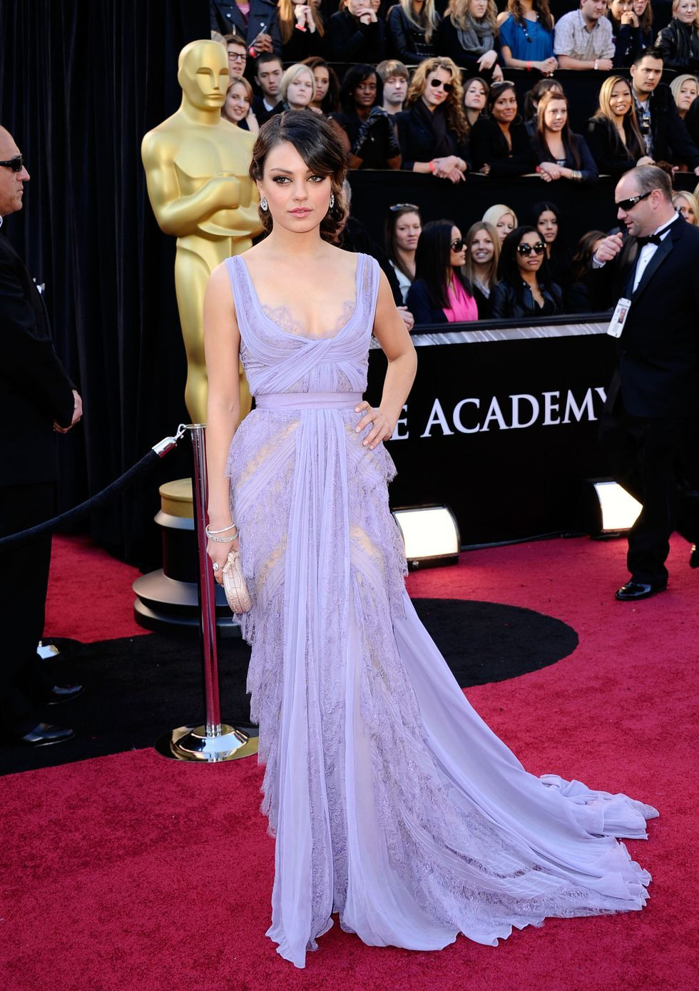 Oscars red carpet fashion: A look back at the most