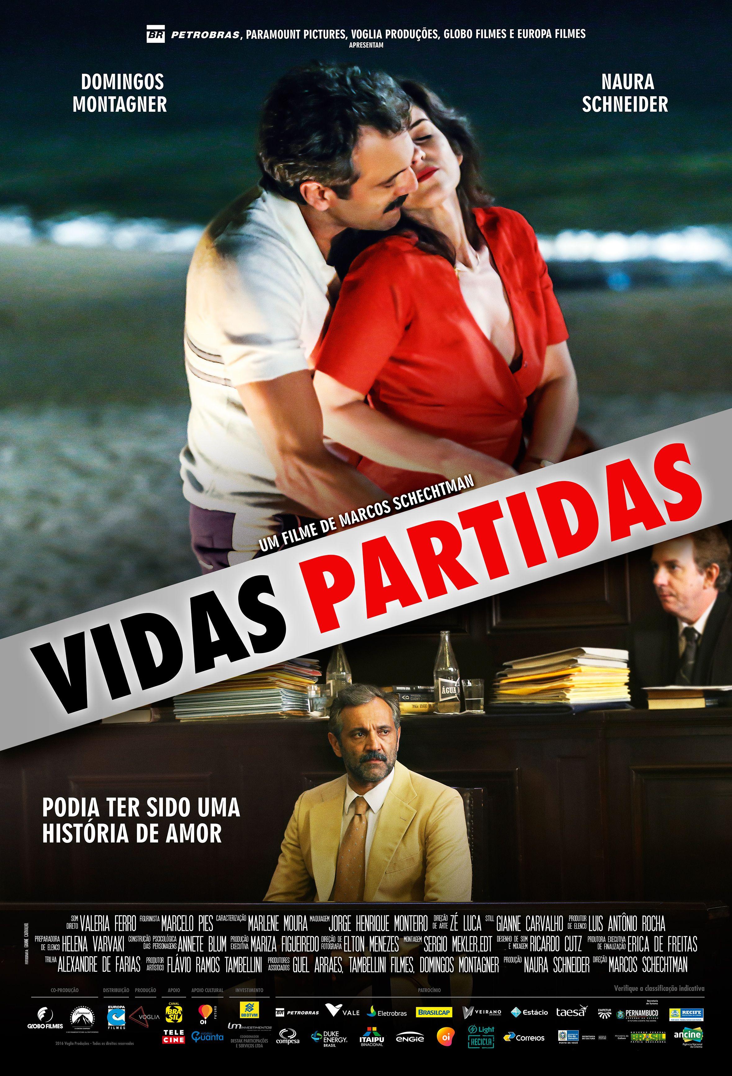 Vidas Partidas Vidas Partidas Filme Vida E Historia De Amor