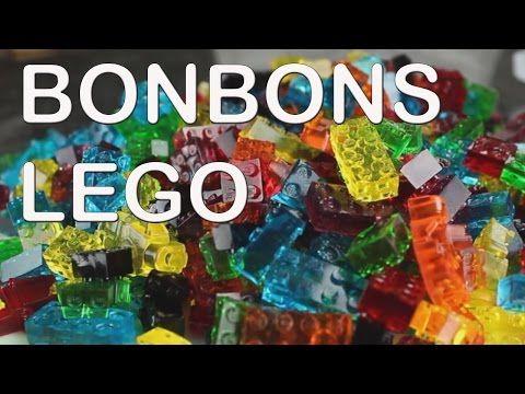 comment fabriquer des bonbons lego youtube projets. Black Bedroom Furniture Sets. Home Design Ideas