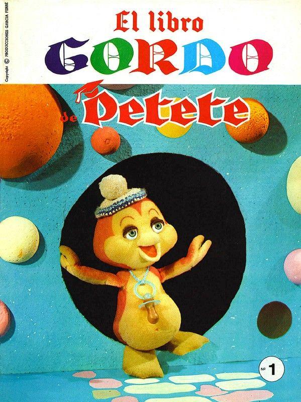 El Libro Gordo De Petete Carteles Antiguos Series De Tv Infancia