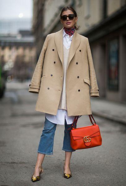33 modi inaspettati di indossare l'arancione