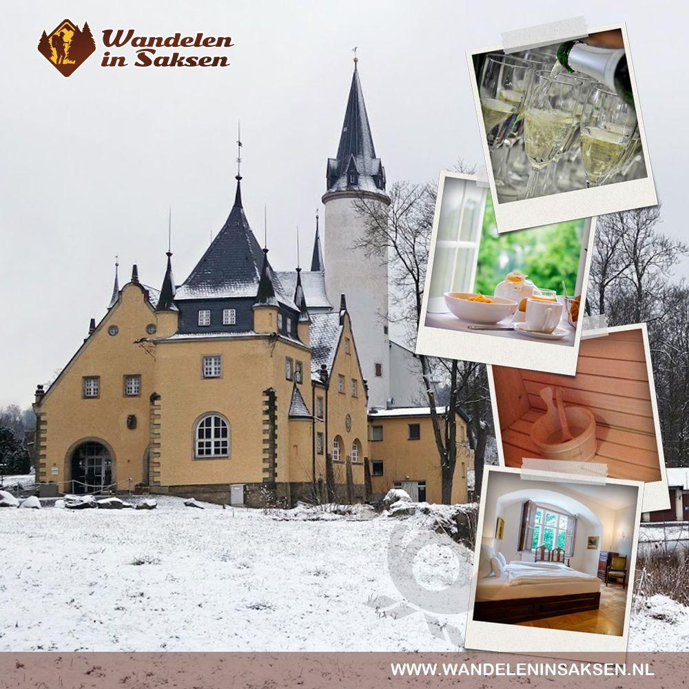 Das 4* Schlosshotel Purschenstein an der Alten Salzstraße liegt auf einem Landsitz, dessen Ursprünge in das 12.  Jahrhundert zurückgehen. In seinen drei historischen Gebäuden bietet es Zimmer und Suiten in restaurierten und  renovierten Räumen mit modernen und antiken Möbeln. https://www.groupon.de/deals/ga-schlosshotel-purschenstein