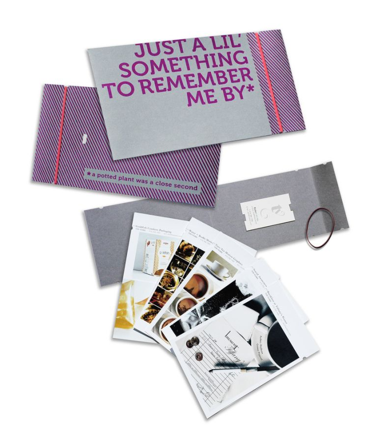 self promotion idea leave behind - Self Promotion Ideas How To Promote Yourself And Your Brand