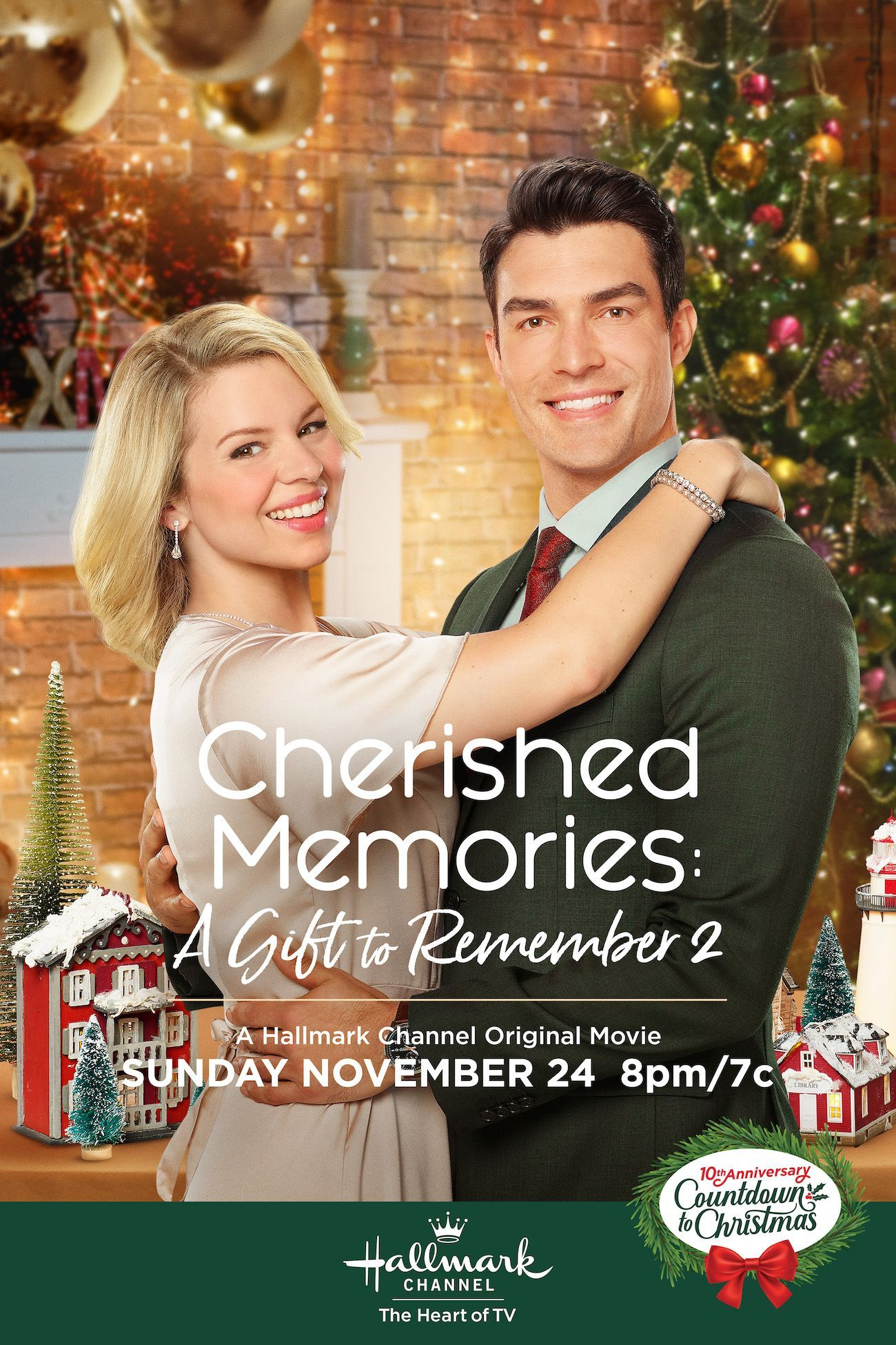Join Darcy Ali Liebert And Aiden Peter Porte As They Spend Christmas As Hallmark Christmas Movies Christmas Movies On Tv Hallmark Channel Christmas Movies