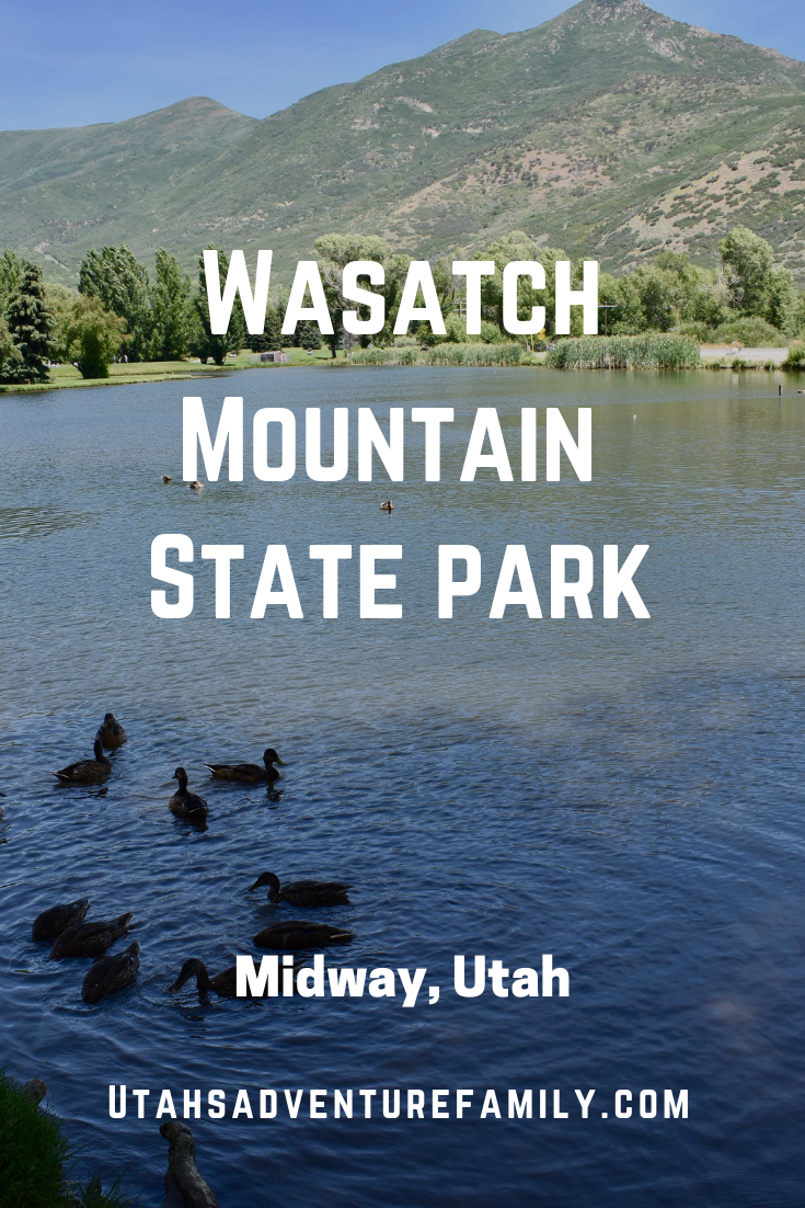 Wasatch Mountain State Park Utah's Adventure Family in
