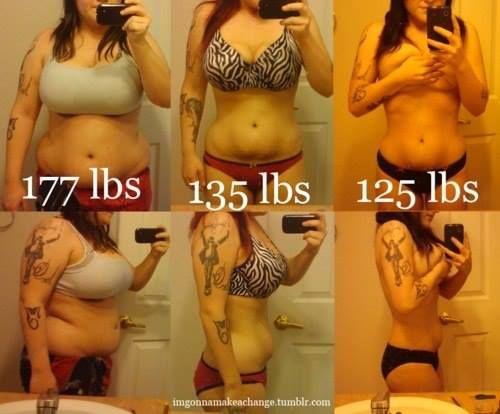 Lose weight drinking starbucks