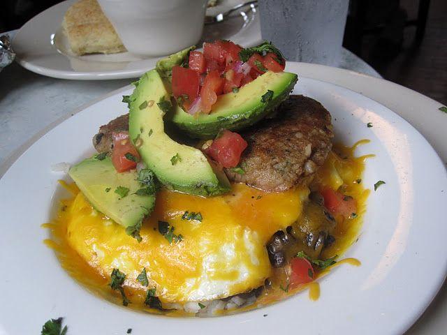 Costa Rican Breakfast from Surrey's Uptown